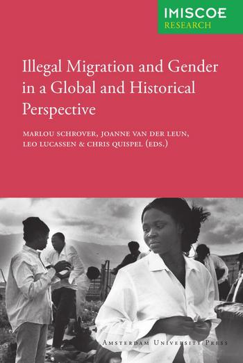 Cover of Illegal Migration and Gender in a Global and Historical Perspective
