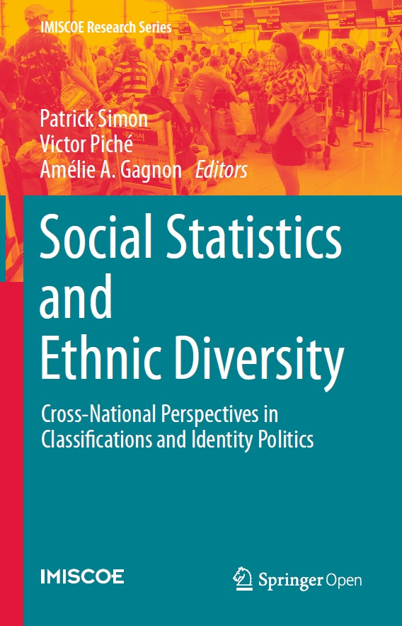 Cover of Social Statistics and Ethnic Diversity