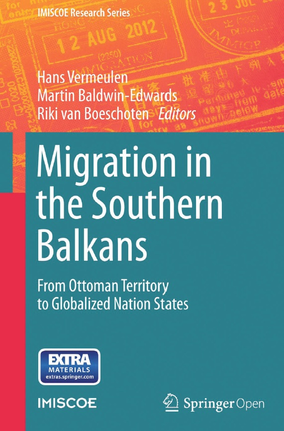 Cover of Migration in the Southern Balkans