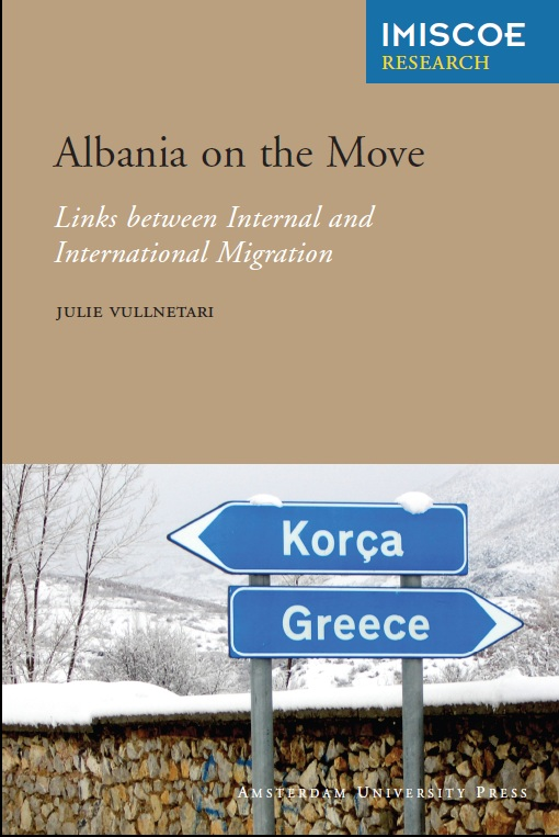 Cover of Albania on the Move
