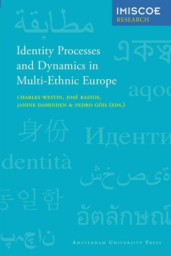 Cover of Identity Processes and Dynamics in Multi-Ethnic Europe
