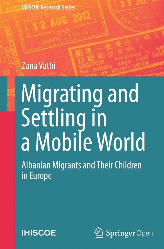 Cover of Migrating and Settling in a Mobile World