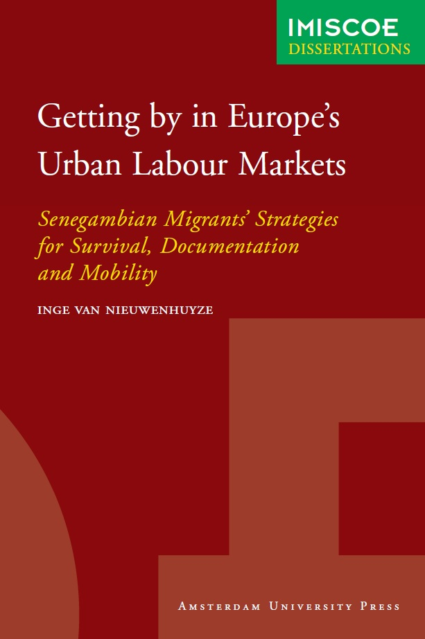 Cover of Getting by in Europe's urban labour markets