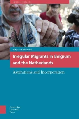 Cover of Irregular Migrants in Belgium and the Netherlands