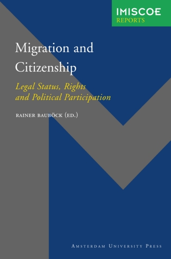 Cover of Migration and citizenship