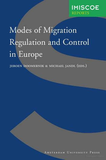 Cover of Modes of migration regulation and control in Europe