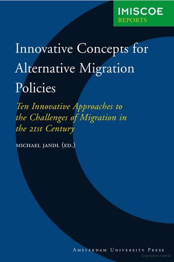 Cover of Innovative concepts for alternative migration policies