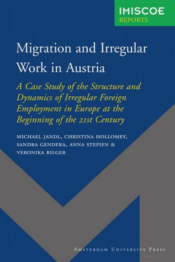 Cover of Migration and irregular work in Austria