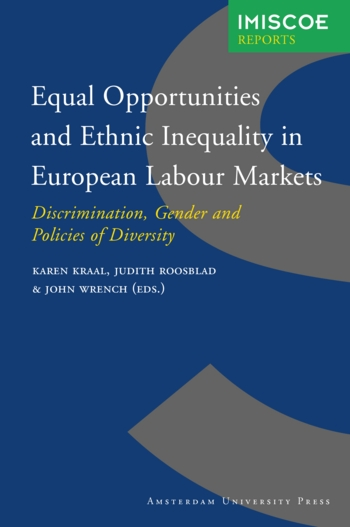 Cover of Equal Opportunities and Ethnic Inequality in European Labour Markets