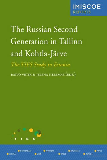 Cover of The Russian Second Generation in Tallinn and Kohtla-Järve
